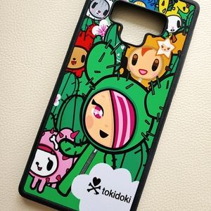 ❤ Tokidoki Samsung Note 9 rubber case
